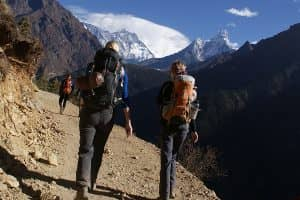 Day 26: Acclimatisation Day. Pheriche to Dingboche (Short walk) (4410m)