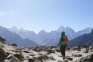 Day 27: Dingboche to Lobuje (4940m)