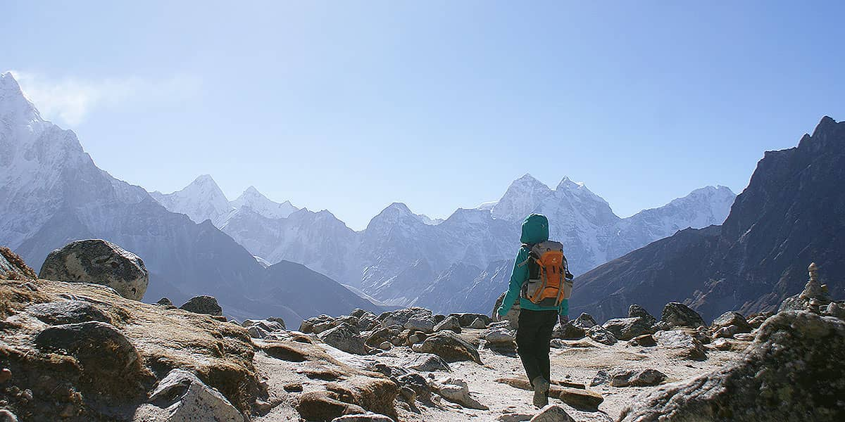 Day 27: Dingboche to Lobuje (4940m)