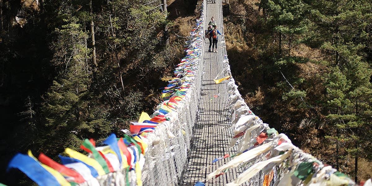 Day 3: Kathmandu to Chisopani (2100m)