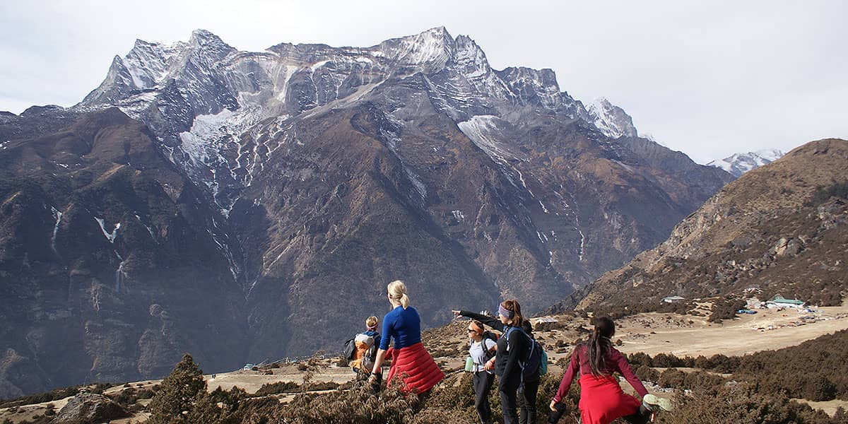 Day 31: Somare to Namche