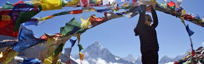 Volunteer Experience & Everest Base Camp Trek