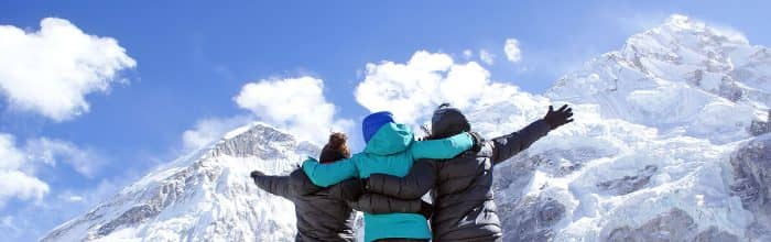 Women Only Everest Base Camp Trek